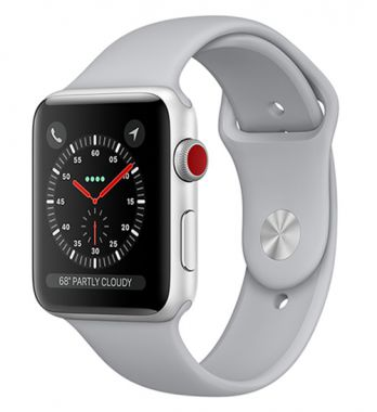 Apple Watch Series 3 Silver Sport - LTE