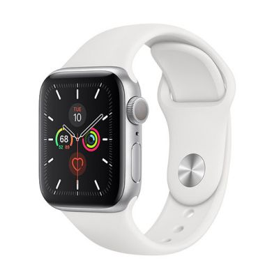 Apple Watch Series 5 Silver Sport - GPS