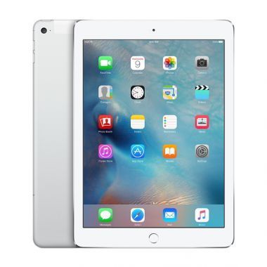 (Máy Cũ) iPad Air 2 Cellular Silver 32GB