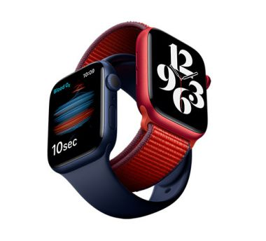 Apple Watch Series 6 Sport 44mm - LTE 4G
