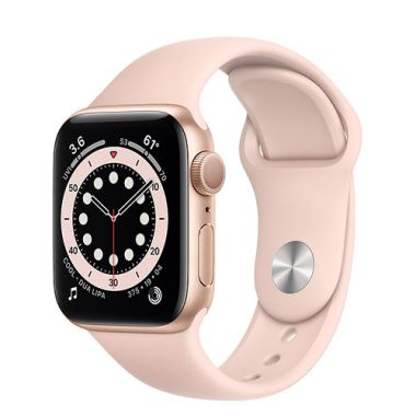 Apple Watch Series 6 Gold Sport - GPS