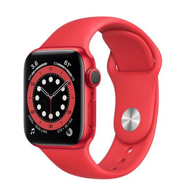 Apple Watch Series 6 RED Sport - GPS