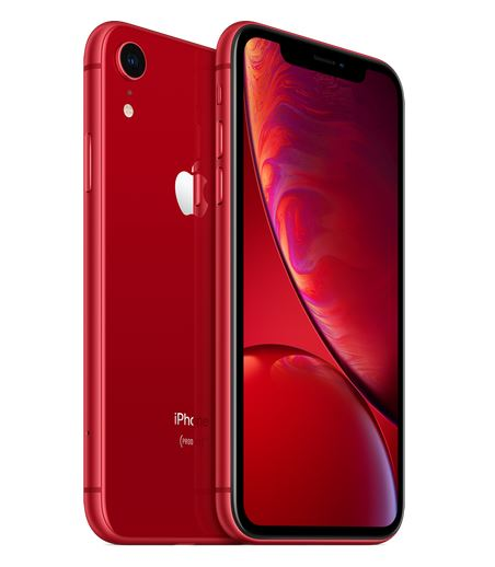 (Máy Cũ) iPhone XR RED 128GB